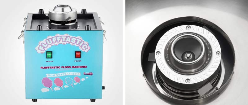 Flufftastic-Commercial-Cotton-Candy-Machine
