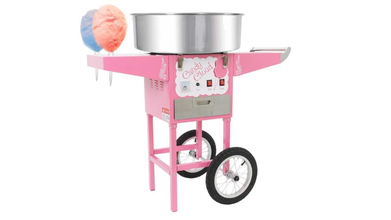 FunTime-Commercial-Cotton-Candy-Machine-with-Cart