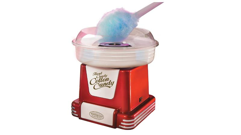 Nostalgia-Electrics-PCM805-Retro-Red-Cotton-Candy-Maker