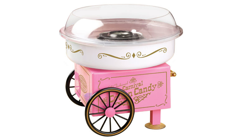 Nostalgia Electrics PCM305 Vintage Cotton Candy Maker