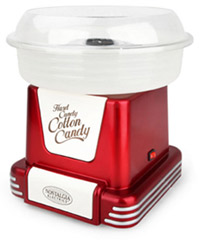 retro cotton candy maker